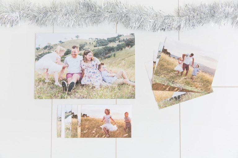 Printed Family Photos